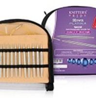 Knitter's Pride Knitter's Pride Nova Platina Special Length Interchangeable (Ic) Needle Set
