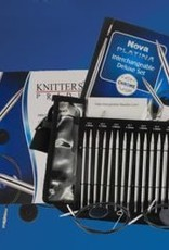 Knitter's Pride Knitter's Pride Nova Platina Normal Length Interchangeable (Ic) Needle Set