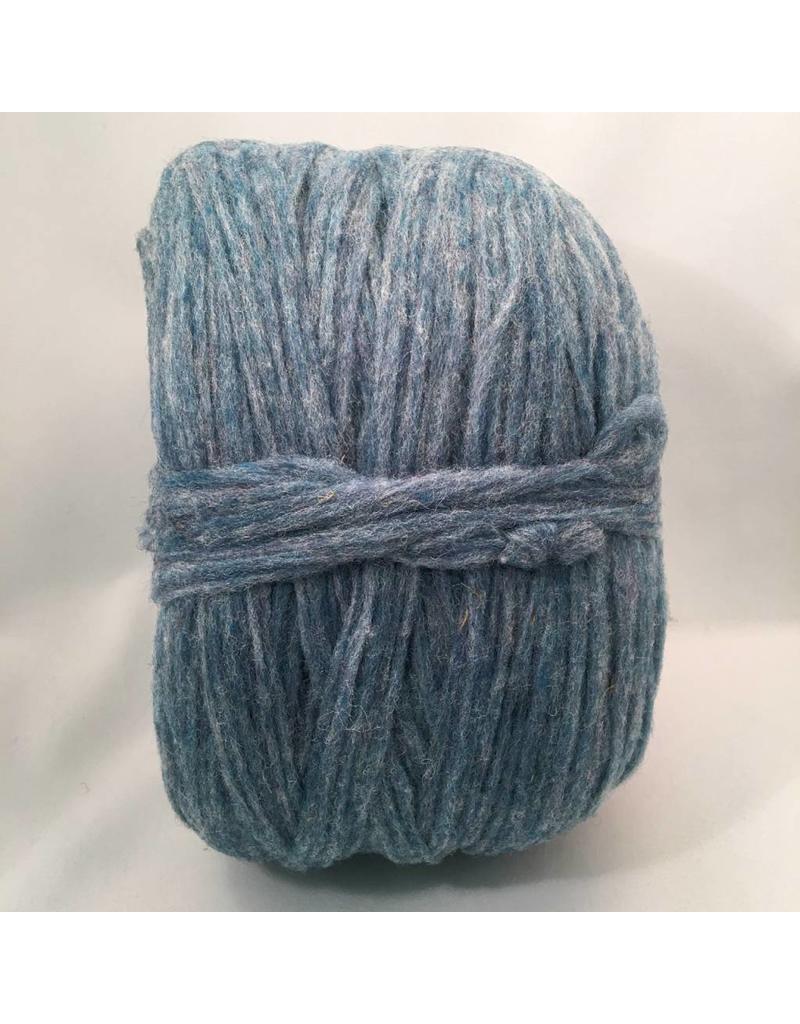 Custom Woolen Mills Prairie Wool Dyed Blue 125