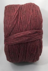 Custom Woolen Mills Prairie Wool Dyed Wine Red 116