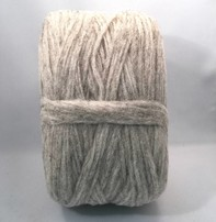 Custom Woolen Mills Prairie Wool Natural Light Grey 02