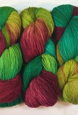 Fleece Artist Fleece Artist Cottage Socks - Lotus
