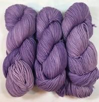 Fleece Artist Fleece Artist Cottage Socks - Violet