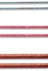 Knitter's Pride Knitters Pride Dreamz Single Pointed Needles (10'')  25cm - 4.50mm