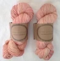Lichen And Lace Lichen & Lace 80-20 Sock - Faded Rose
