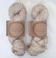 Lichen And Lace Lichen & Lace 80-20 Sock - Linen
