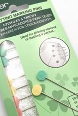 Clover Clover Marking Pins For Knitting (325)