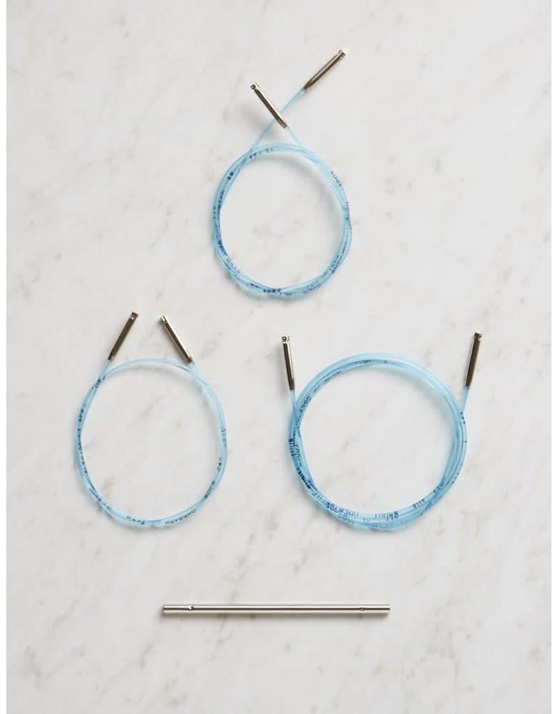 """Addi Addi Click Short Lace Cord  100cm - 40"""" (1 Pk)"""