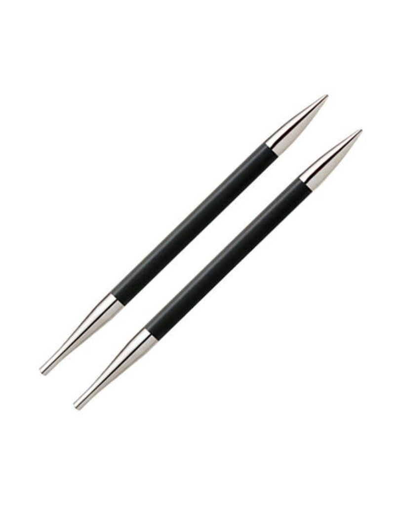 Knitter's Pride Knitter's Pride Karbonz Special (short) IC Tips 4.00mm