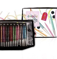 Knitter's Pride Knitter's Pride Dreamz Deluxe Interchangeable (IC) Needle Deluxe Set (200601)