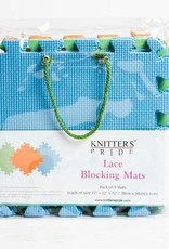 Knitter's Pride Knitter's Pride Lace Blocking Mats (800403)