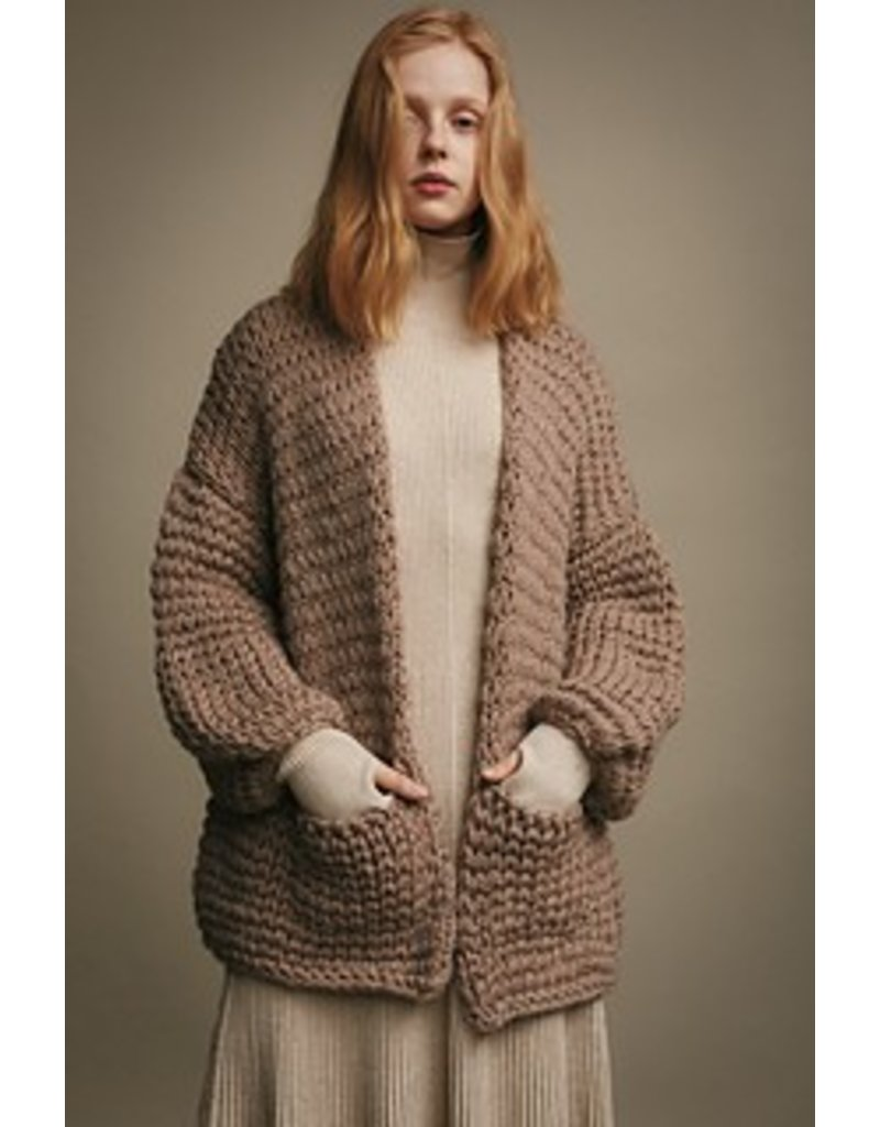 Lang Wool Addicts Fire - Natural Beige (94)