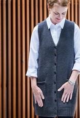 Churchmouse Yarns & Teas Churchmouse - Library Vest