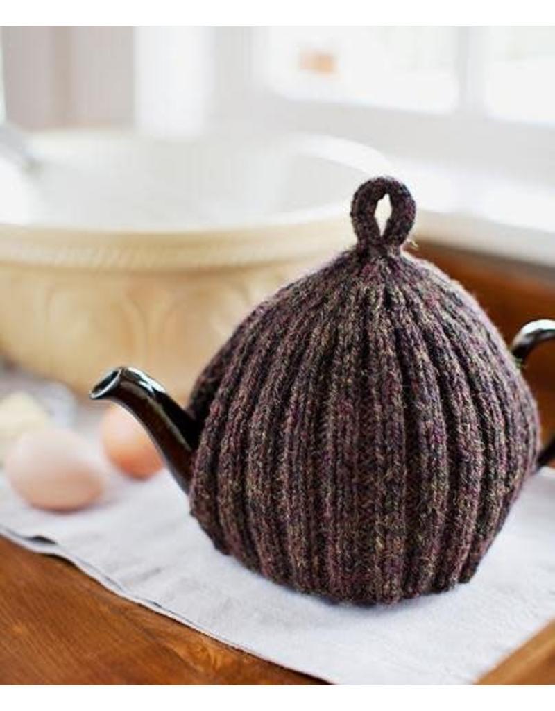 Churchmouse Yarns & Teas Churchmouse - Ribbed & Ruffled Tea Cozy