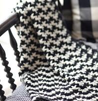 Churchmouse Yarns & Teas Churchmouse - Vintage Crocheted Blanket