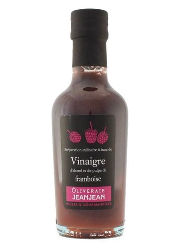 Oliveraie Jean Jean Raspberry Pulp Vinegar 250ml