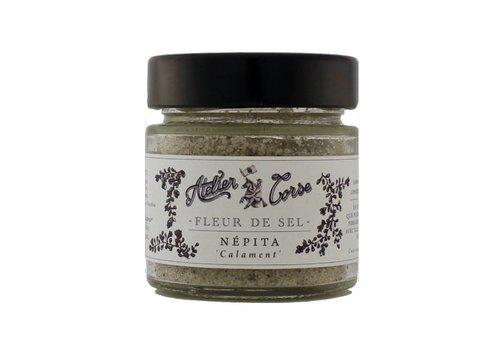 Fleur de sel Atelier Corse 90 gr Népita