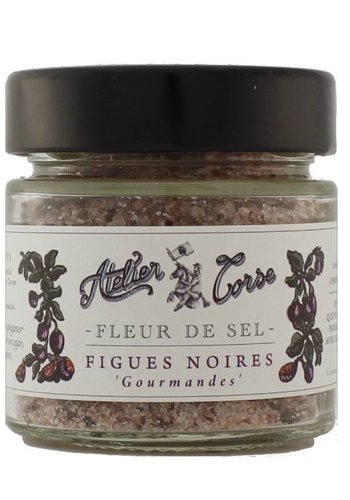 Atelier Corse Black Figs Sea Salt 90 gr