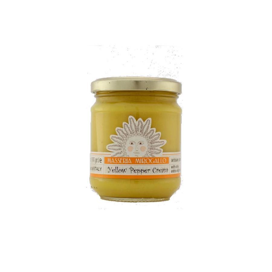 Yellow Sweet Pepper Spread 180g