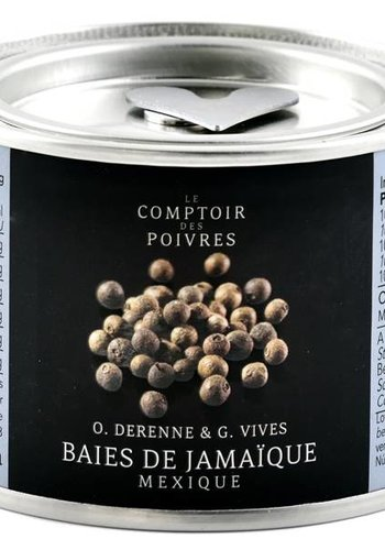 Le Comptoir des Poivres All Spice Jamaica Pepper from Mexico - 60g