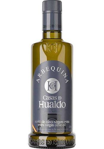 Huile d'olive Arbequina extra-vierge Casas de Hualdo  500 ml
