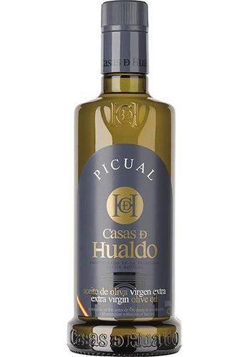Huile d'olive Picual Casas de Hualdo 500 ml