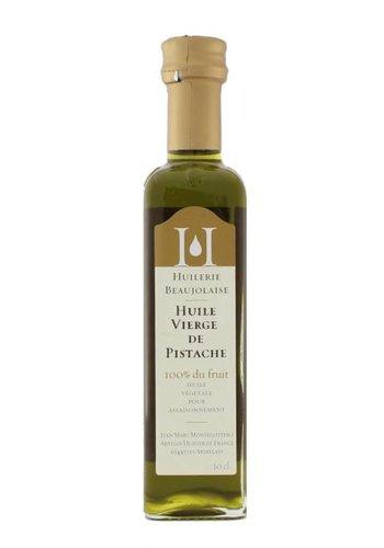 Huile vierge de pistache  Huilerie Beaujolaise 100 ml