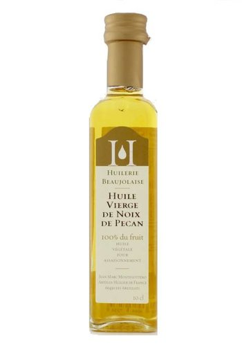 Huilerie Beaujolaise Pecan Virgin Nut Oil 100 ml