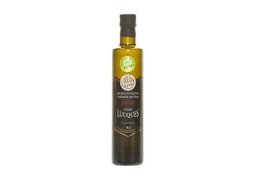 Huile d'olive cuvée Lucque 500ml