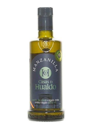 Huile d'olive Casas de Hualdo Manzanilla 500 ml Espagne