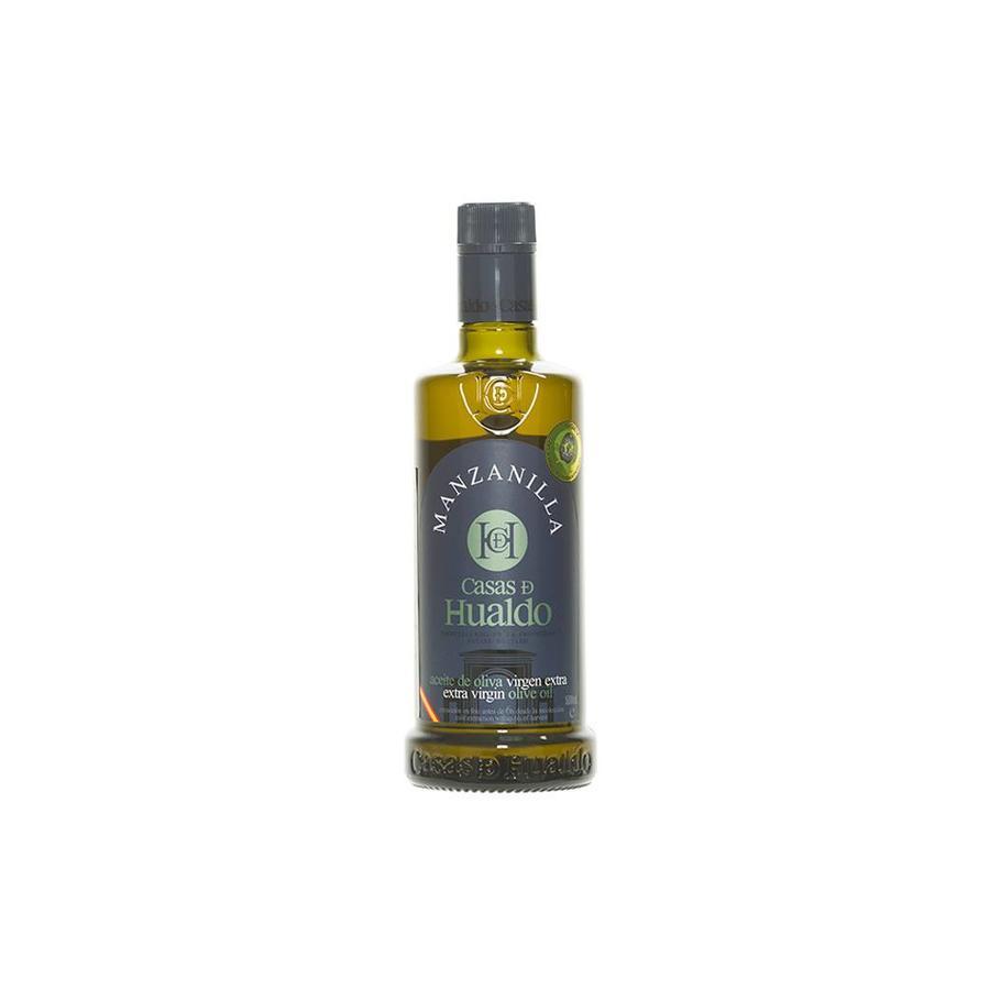 Olive Oil Casas de Hualdo Manzanilla 500 ml Spain
