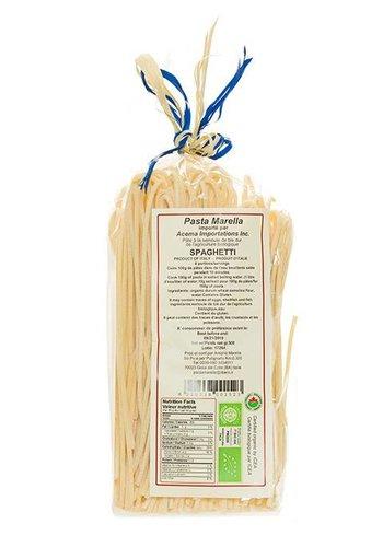 Pâtes spaghetti fait main  Marella  500g