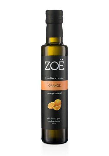 Zoë Orange Infused Extra Virgin Olive Oil 250ml