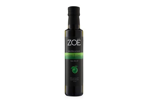Zoë Lime Infused Extra Virgin Olive Oil 250ml