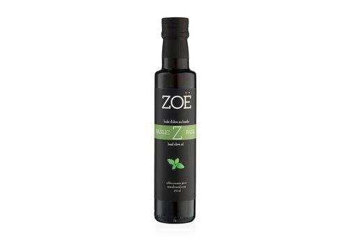 Zoë Basil Infused Extra Virgin Olive Oil 250ml  l