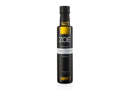 Vinaigre balsamique ZOË 250 ml  Blanc