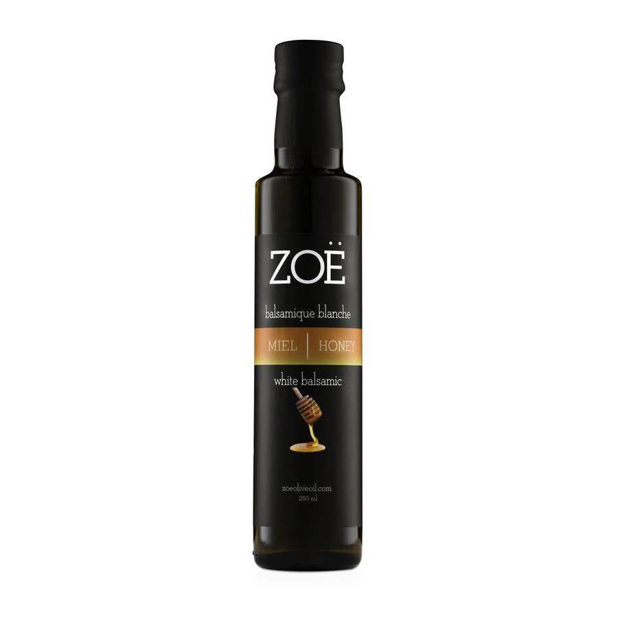 Vinaigre balsamique ZOË 250 ml infusé  Miel