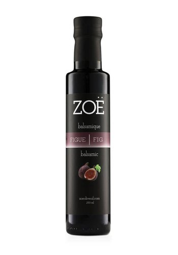 ZOË Fig infused Balsamic  250 ml