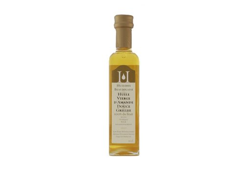 Grilled sweet almond oil 100 ml