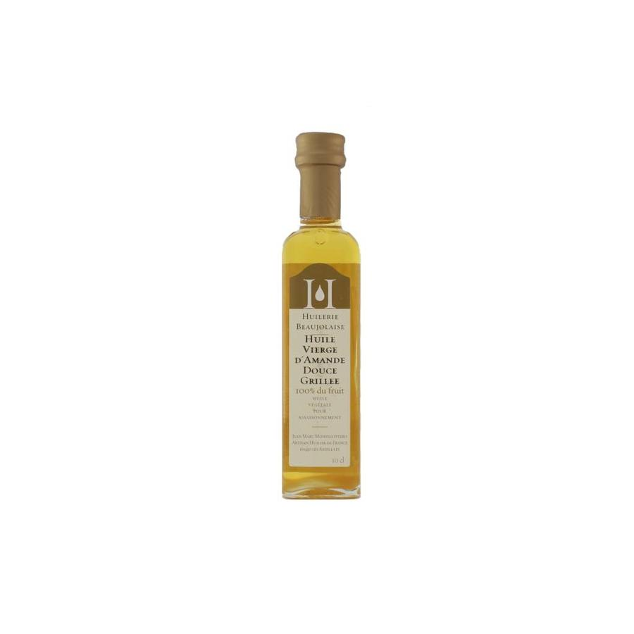Huilerie Beaujolaise Grilled Sweet Almond Oil 100 ml
