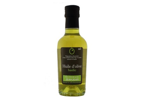 Basil Flavored olive oil 250 ml