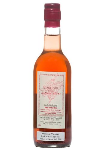 Laurent Agnes Artisanal Shallot Merlot Vinegar 250 ml