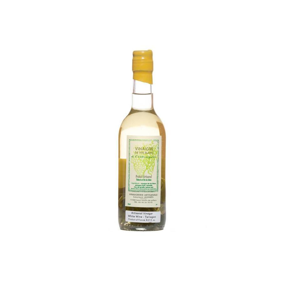 Vinaigre de vin à l'estragon Laurent Agnès 250 ml