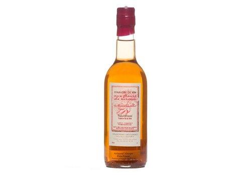Vinaigre de vin rouge à la fleur de sureau 250 ml