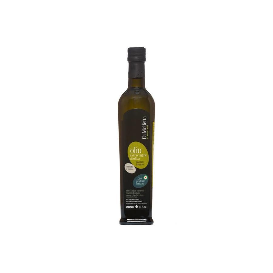 Huile d'olive extra-vierge intense Di Molfetta - 500ml