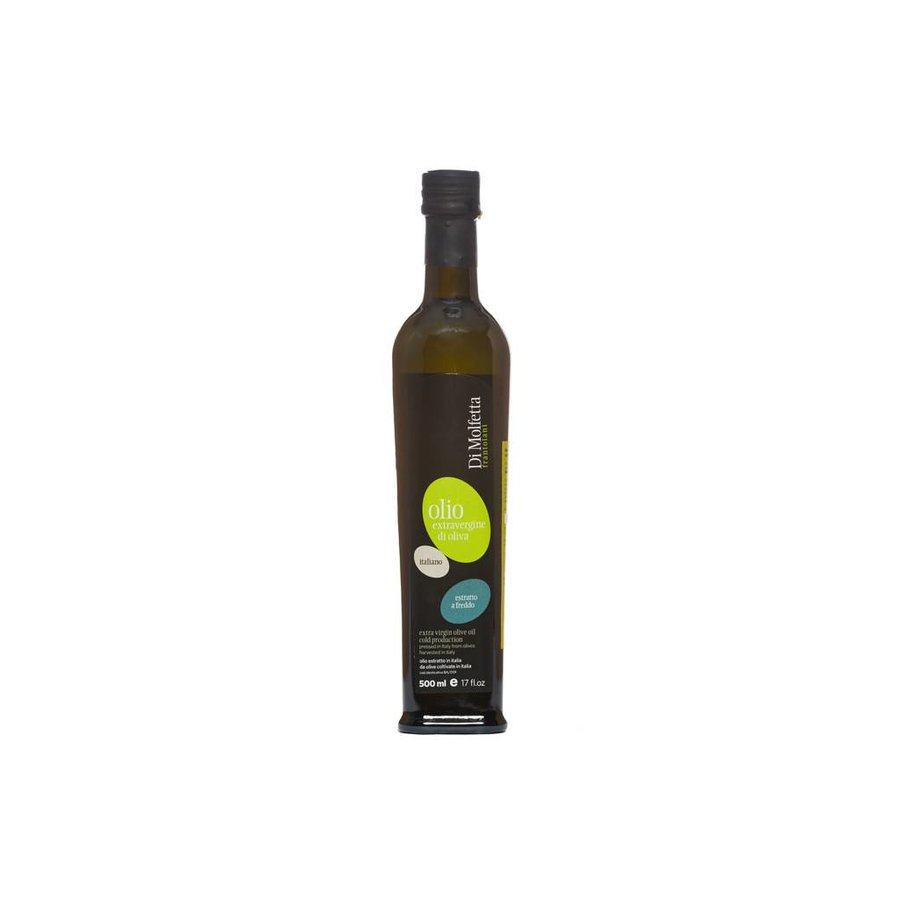 Di Molfetta Delicato Extra-Virgin Olive Oil - 500ml