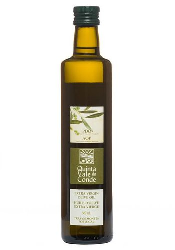 Huile d'olive Extra- Vierge AOP Quinta Vale Do Conde  - 500ml