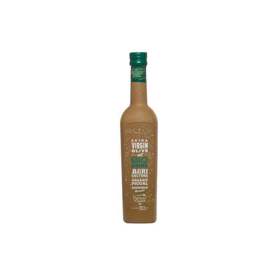 Huile d'olive BioDynamique extra vierge variété picual Castillo de Canena - 500ml