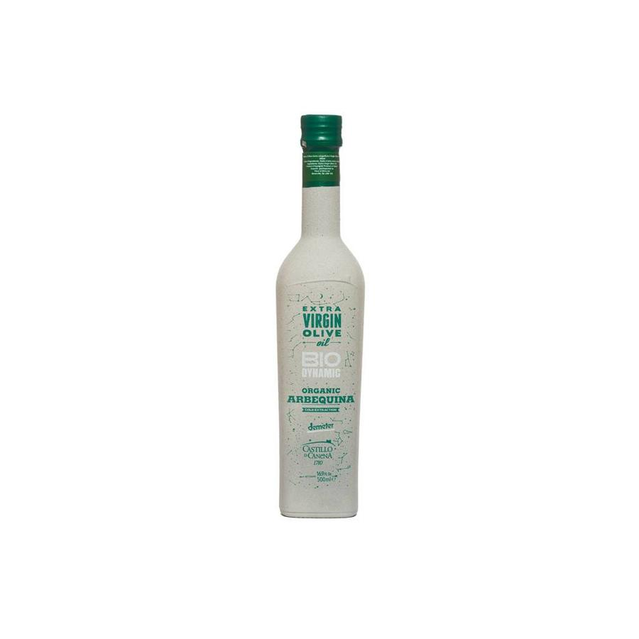 Extra-vrigin arbequina BioDynamic Olive oil Castillo de Canena 500ml