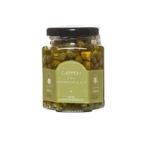 Caper in extra-virgin olive oil 100g